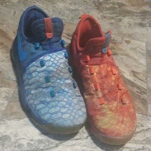 Kd fire and ice